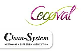 logos clean-system- ecoval